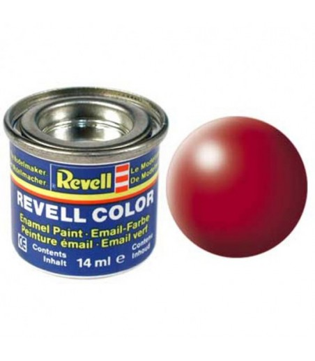 Revell 14ml Tinlets 330  Fiery Red Silk