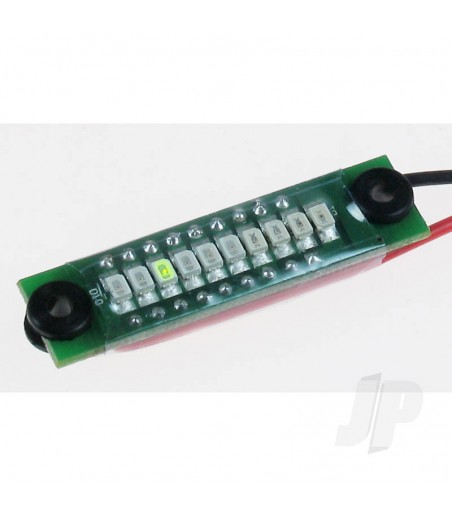 LiPo Battery Checker 1-4 Cell (3.7-14.8V)