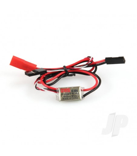 ICS-50 Indoor Speed Con (2A) 4-8 Cells BEC