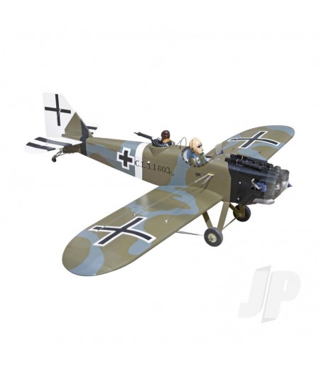 Junkers CL1 G-BUYU 15cc 1.75m (69in) (SEA-275)