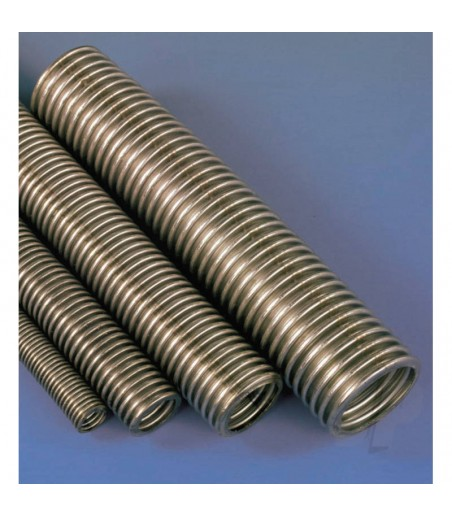 18mm I/D x 25cm Exhaust Stainless Steel Tube