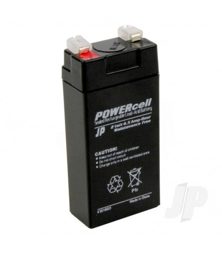2V-4.5 Ah Powercell Gel Battery
