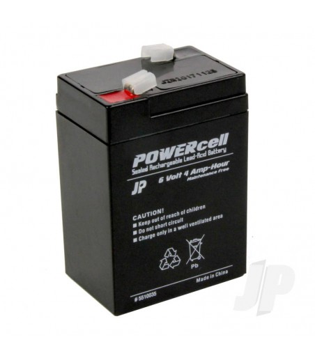 6V-4 Ah Powercell Gel Battery