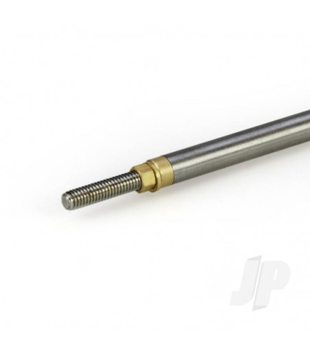 25.4cm (10ins)-M4 Boat Propeller Shaft (Stainless Steel)