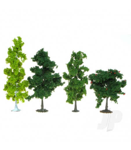 1360 50 Assorted Trees 8-13cm