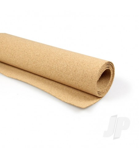 1.5mm (1/16ins) Cork Sheet 900 x 600mm