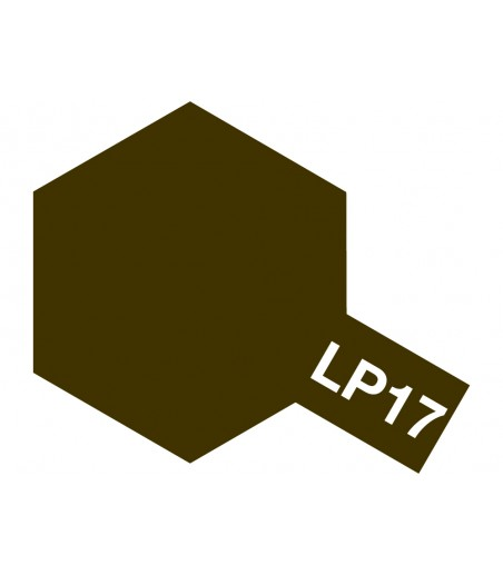 Tamiya LP-17 LINOLEUM DECK BROWN