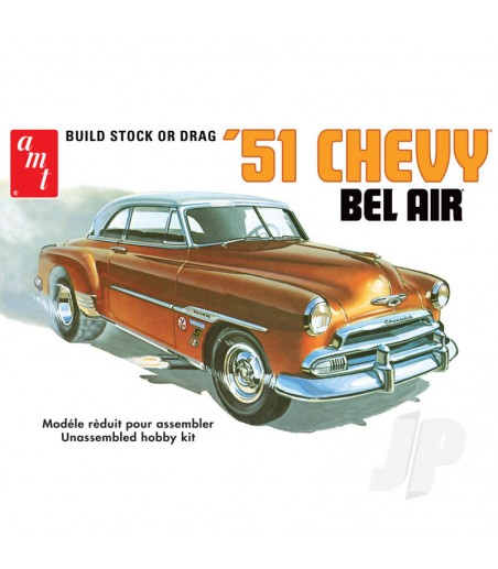 1:25 1951 Chevy Bel Air
