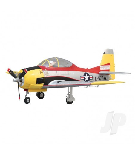 Arrows Hobby T-28 Trojan PNP with Retracts (1100mm)