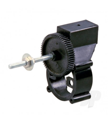 370 Gearbox with Shaft (Gamma 370, V2)