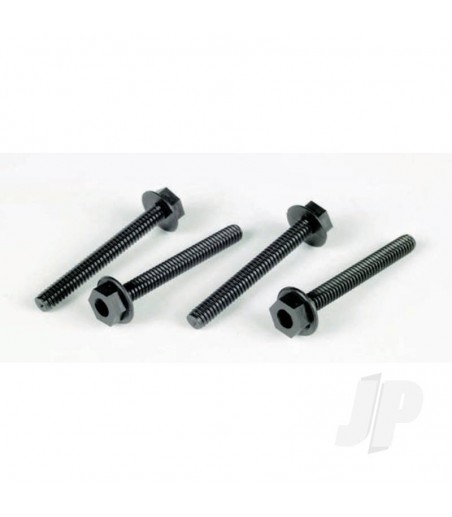 DB142 Nylon Wing Bolts (4pcs)