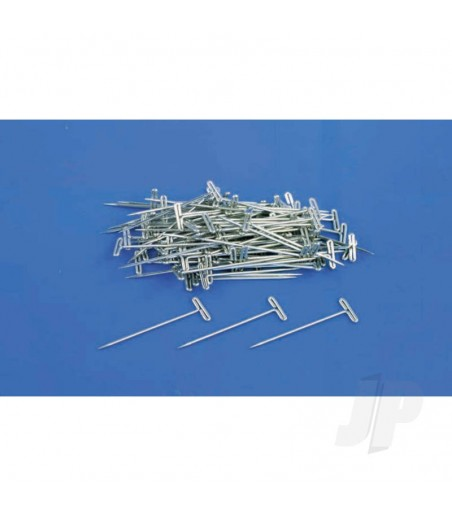 DB253 T-Pin 1.1/4in Nickel (100pcs)