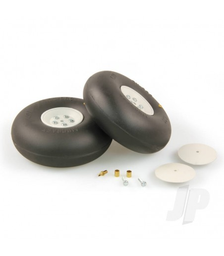 DB400Rv Smooth Inflatable Wheels 4.0in (2pcs)