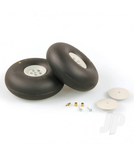 DB450Rv Smooth Inflatable Wheels 4.5in (2pcs)