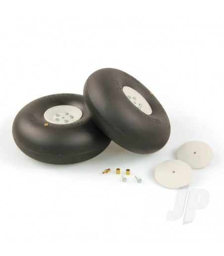 DB500Rv Smooth Inflatable Wheels 5.0in (2pcs)
