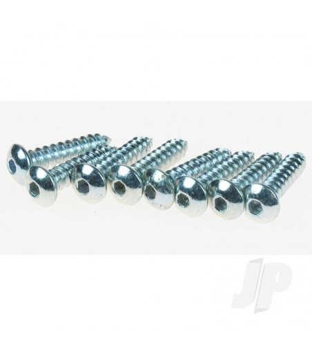 DB527 4 x 1/2 Button Head Screw (8pcs)
