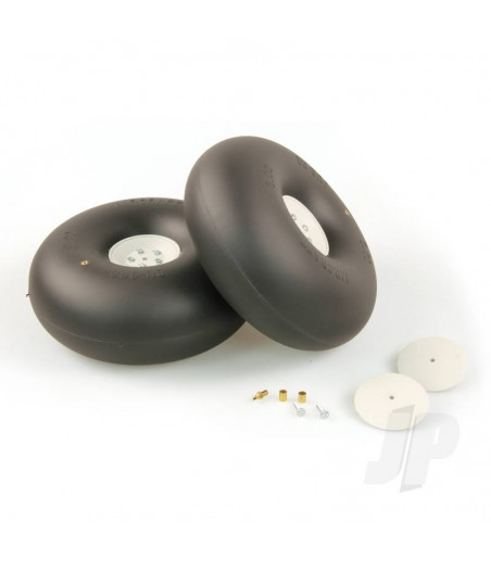 DB600Rv Smooth Inflatable Wheels 6.0in (2pcs)