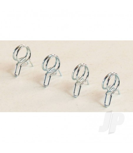 DB678 Fuel Line Clip 1/8in (4pcs)