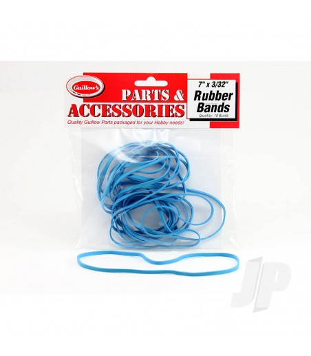 7inx3/32in Rubber Band (10 rubber bands)