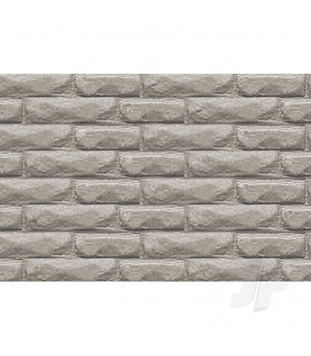 97427 Dressed Stone, 1/100, HO-Scale, (2 per pack)