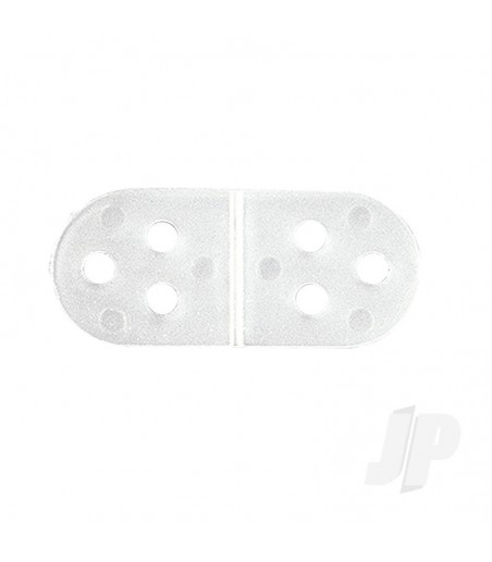 Pvc Hinges 10x28mm/6pcs 703202