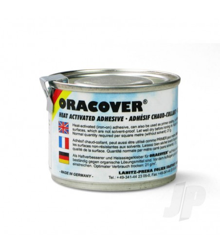 Oracover Adhesive (Heat Activated) (0960)100ml