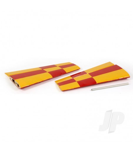Carbon Main Rotor Blades x 3 for MB-351
