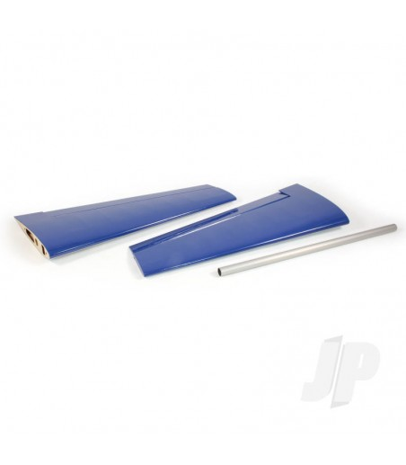 JR Propo Tail Rotor Blade (VE)