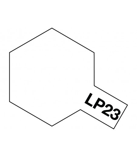 Tamiya LP-23 FLAT CLEAR