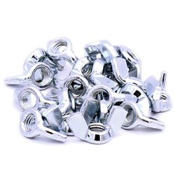 Fixman 613208 Wing Nuts Pack 40pce