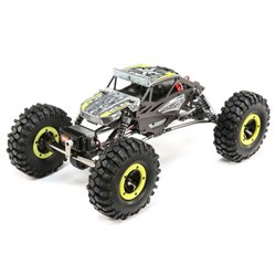ECX Temper Gen 2 1:18 4wd, Brushed: Yellow RTR Int