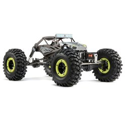 ECX Temper Gen 2 1:18 4wd, Brushed: Yellow RTR Int 2