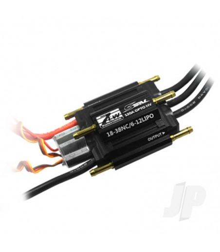 Seal 120A Opto ESC (6-12 Cells)