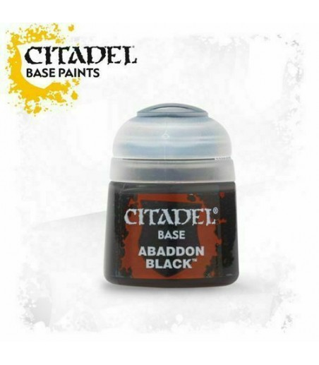 CITADEL AIR: ABADDON BLACK  Paint -Airbrush