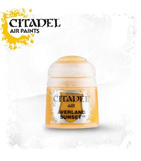 CITADEL AIR: AVERLAND SUNSET  Paint -Airbrush