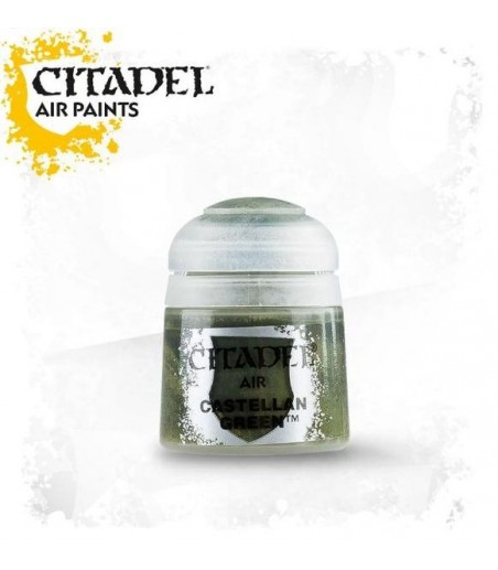 CITADEL AIR: CASTELLAN GREEN  Paint -Airbrush