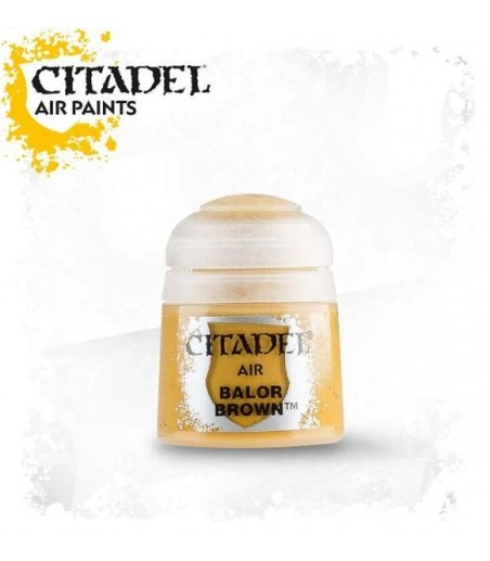 CITADEL AIR: BALOR BROWN  Paint -Airbrush