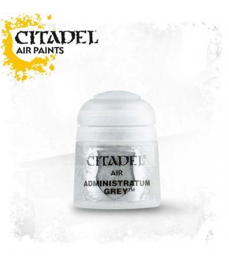 CITADEL AIR: ADMINISTRATUM GREY  Paint -Airbrush