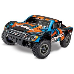 TRAXXAS Slash 4X4 Ultimate VXL 4WD Traxxas Link, TSM (TQi /No Bat,Ch 68077-4-ORNG
