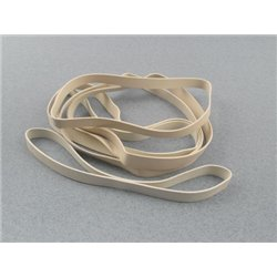 """RACTIVE Wingbands White 7"""" 180x10mm (pk6) F-RAA1089A"""