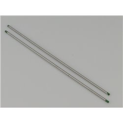 RACTIVE M3x200mm Threaded Rod A2 Stainless Steel 2pk F-RCA303