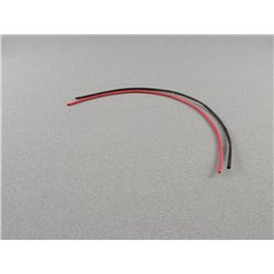LOGIC Heat Shrink (1m Red/1m Black) 1.5mm O-LG-HS01 2