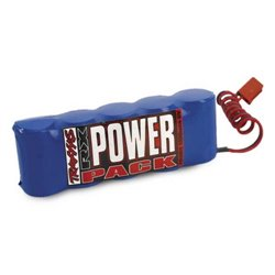 TRAXXAS Battery, RX Power Pack, 1200mAh (NiMH, 6.0V flat) O-TRX3036