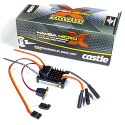 CASTLE Mamba Micro X 1:18th Car ESC P-CC010-0147-00