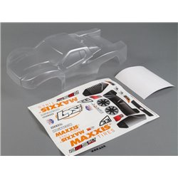Losi  Body Set, Clear: 22S SCT