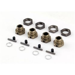 Losi 17mm Hex Adapter Set (4): LST2, LST 3XL LOSB3516