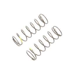 TLR 16mm EVO FR Shk Spring, 4.7 Rate, Yellow(2):8B 4.0 TLR344017