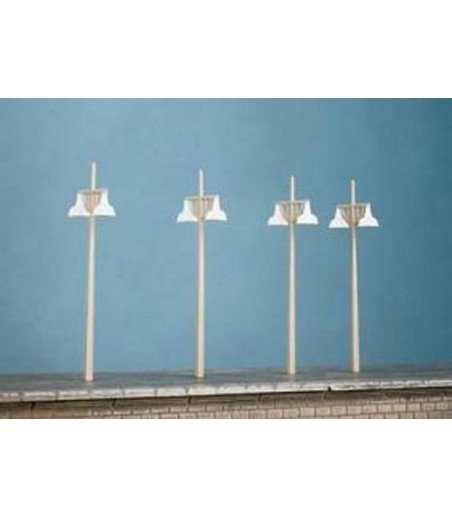 Ratio 454 SR Concrete Lamps (4 Double Standards per pack)