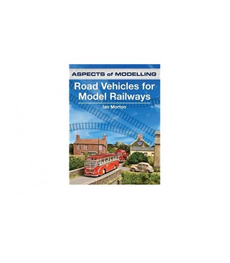 Road Vehicles for Model Railways (Aspects of Modelling) Paperback