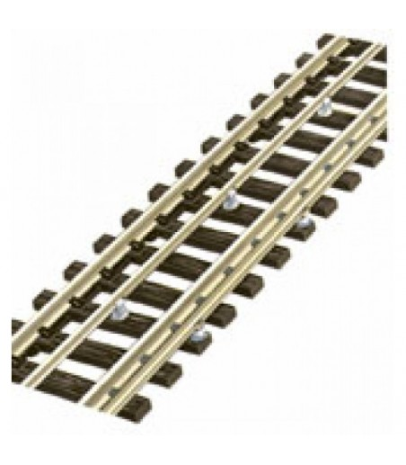Peco Code 60 Flat Bottom Rail, nickel silver                      All Gauges IL-1